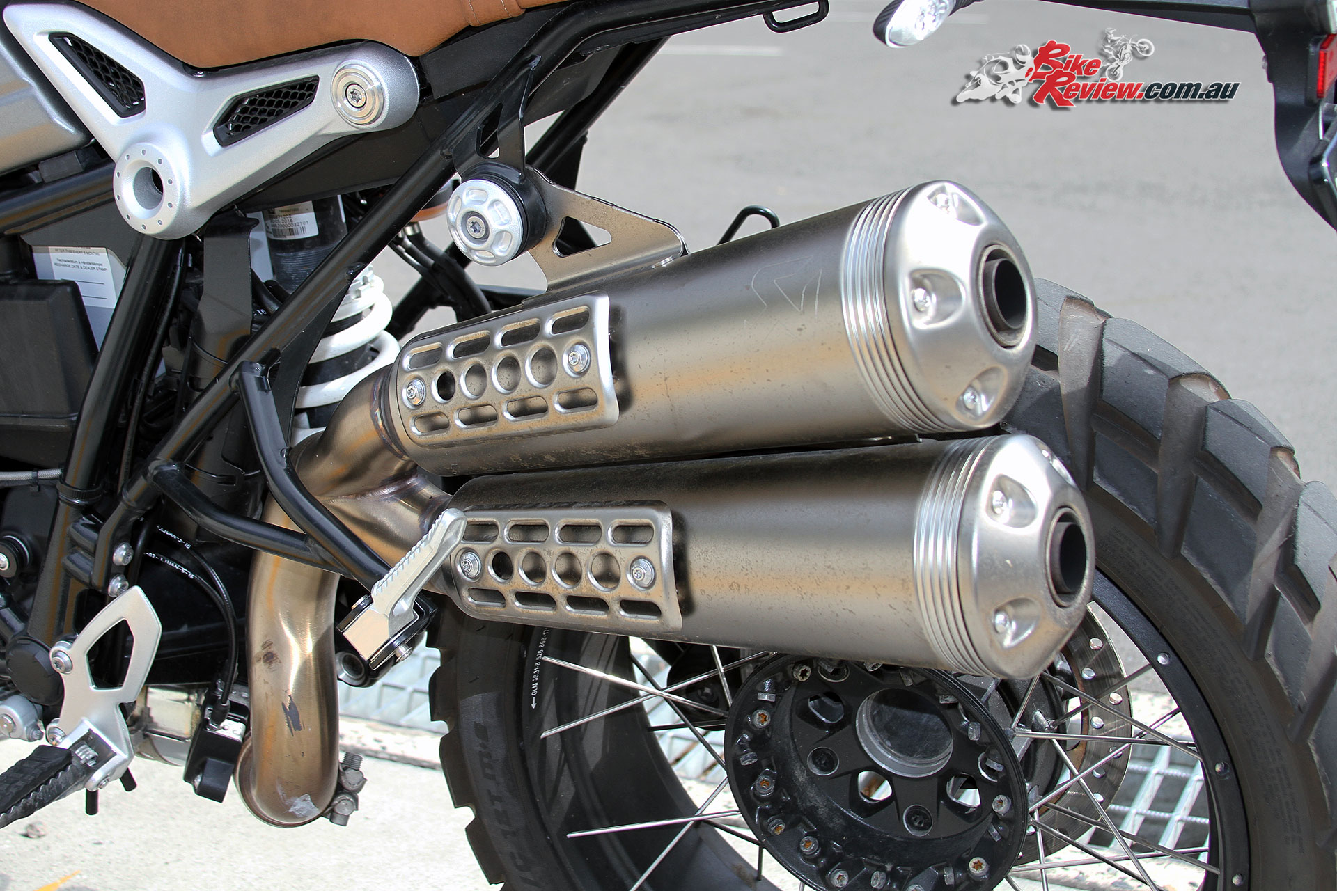 Bmw R Nine T Scrambler Exhaust | Reviewmotors co