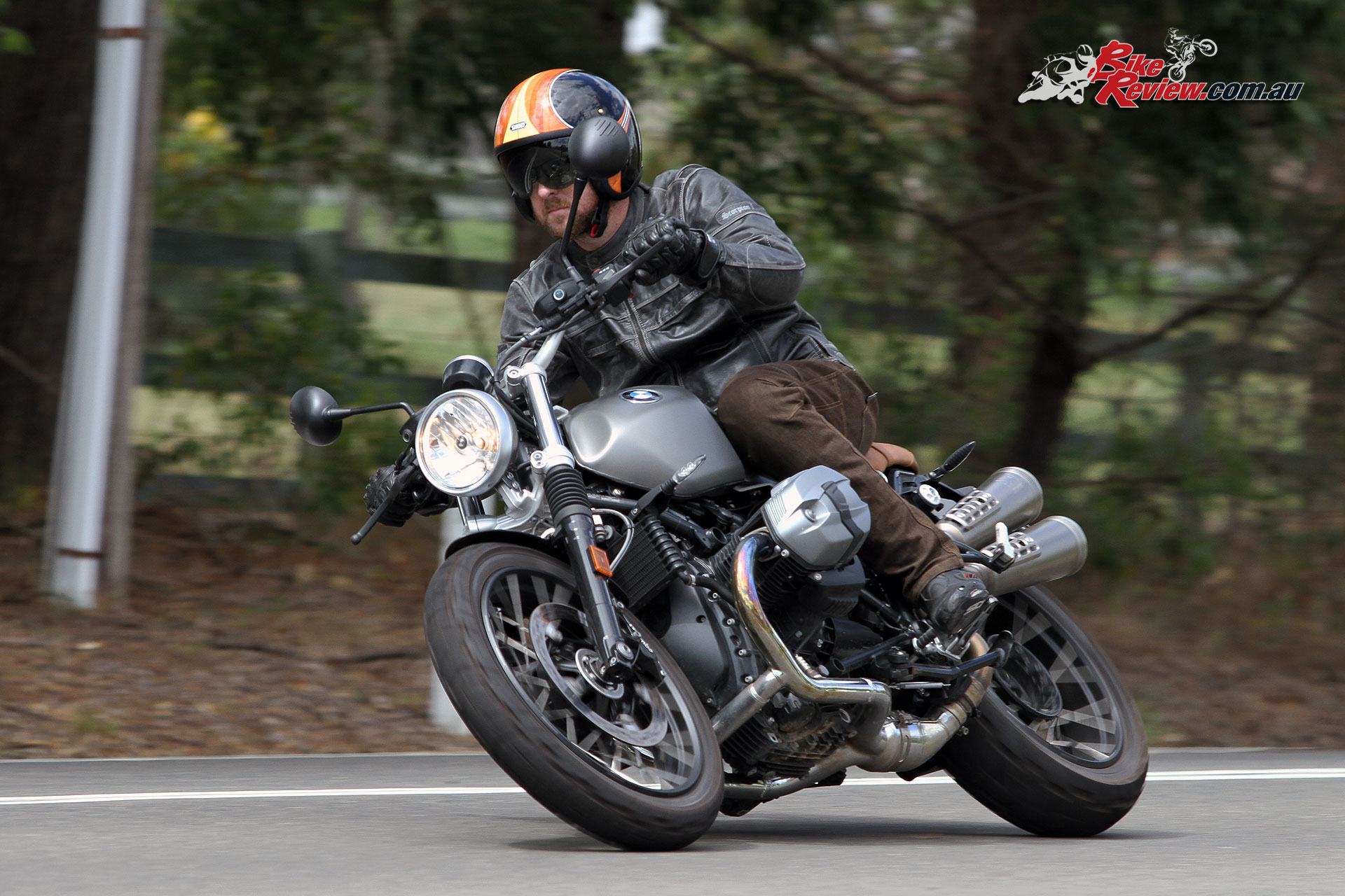 Review: 2017 BMW R nineT Scrambler - Bike Review