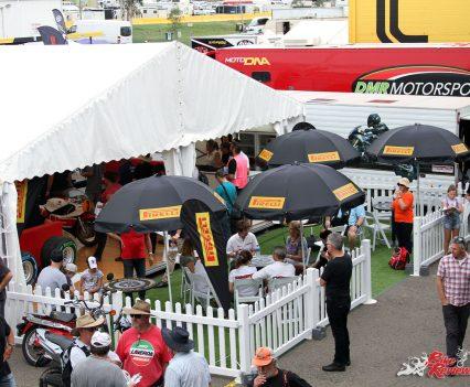 2017 International Festival of Speed - Pirelli pavilion