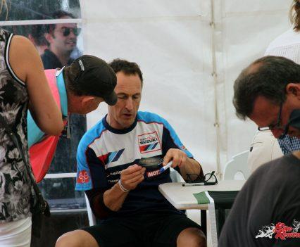 2017 International Festival of Speed - Jeremy McWilliams