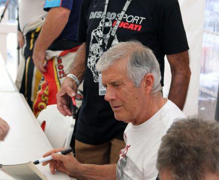 2017 International Festival of Speed - Giacomo Agostini