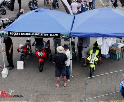 2017 International Festival of Speed - Bucket Racing Association NSW