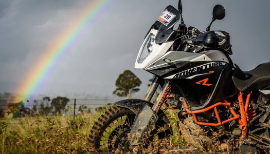 Second KTM Adventure Rallye tops first installment