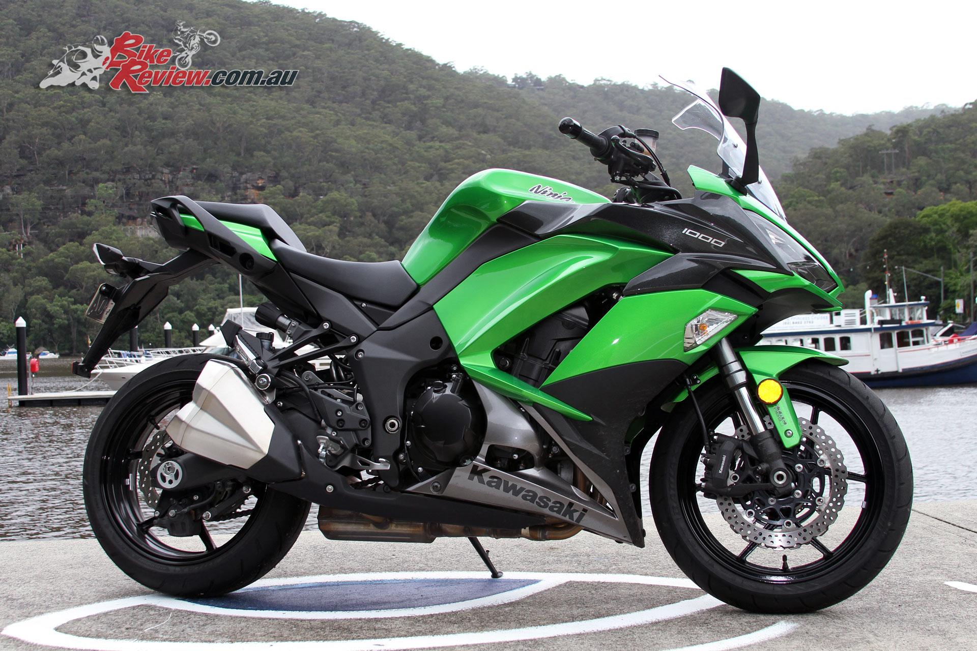 Kawasaki Er Review