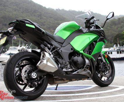 Kawasaki Ninja 1000 Exhaust
