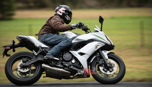 Quick Spin: 2017 Kawasaki Ninja 650L Review