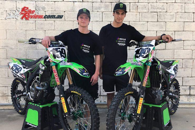Aleksandr Tonkov and Nathan Crawford
