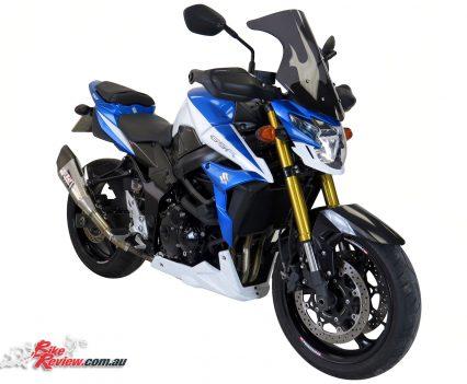 Powerbronze Hand Guards - Suzuki GSR750