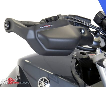 Powerbronze Hand Guards - Yamaha MT-09