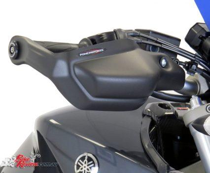 Powerbronze Hand Guards - Yamaha MT-09