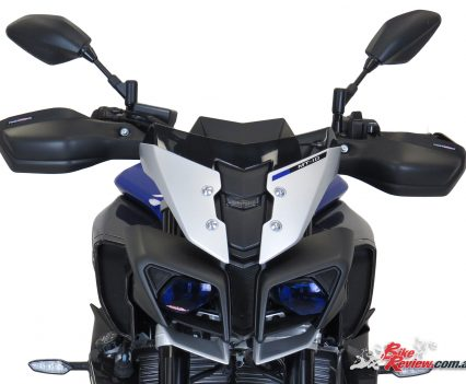 Powerbronze Hand Guards - Yamaha MT-10