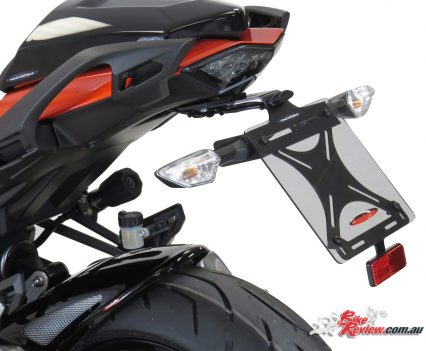 Powerbronze Fender Eliminator/Tail Tidy