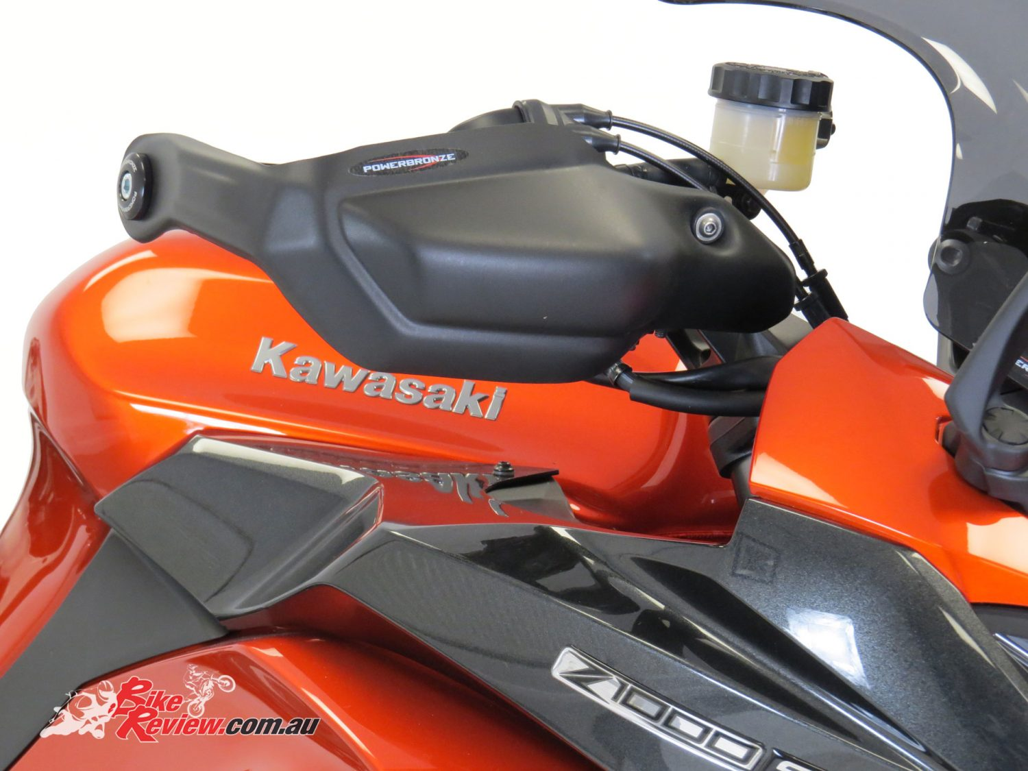 Powerbronze Hand Guards - Z1000