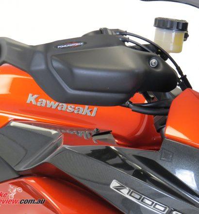 Powerbronze Hand Guards - Z1000