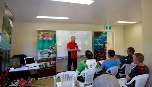 Introduction, Bernie Hatton and Top Rider Australia!