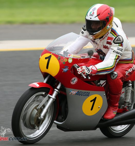 2017 International Festival of Speed - Giacomo Agostini