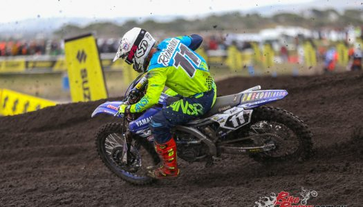 Serco Yamaha makes strong start at MX Nationals