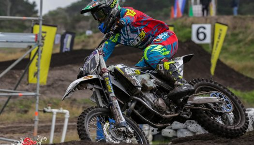 Husqvarna on pace at Wonthaggi