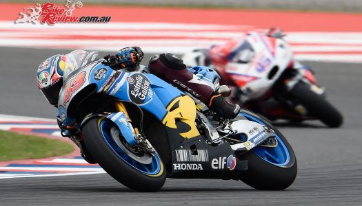 Miller to support PCFA for Aussie MotoGP