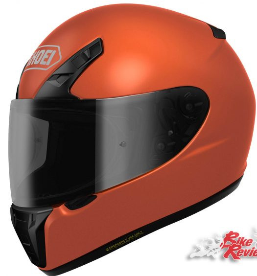 Shoei RYD - Tangerine Orange