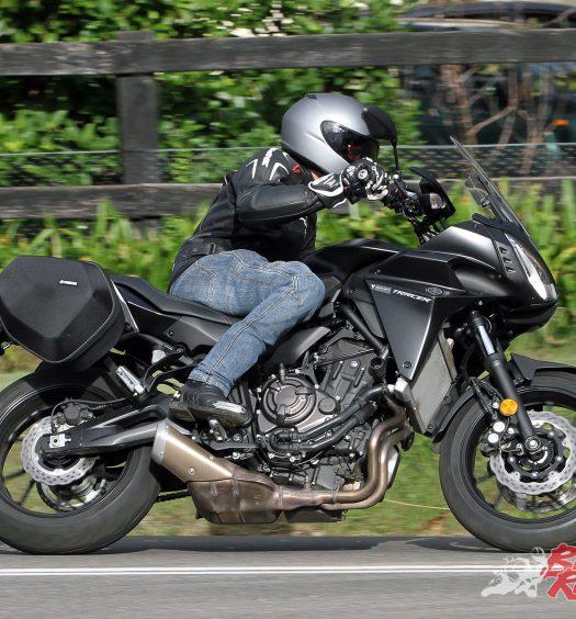 2017 Yamaha MT-07 Tracer (LAMS)