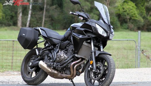 Staff Bike: Yamaha MT-07 Tracer – So far, so good…