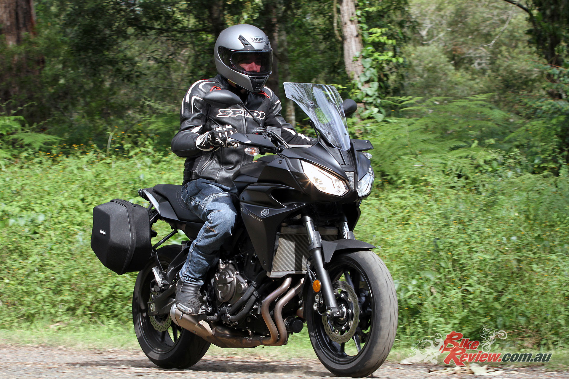 Review: 2017 Yamaha MT-07 Tracer LAMS - Bike Review
