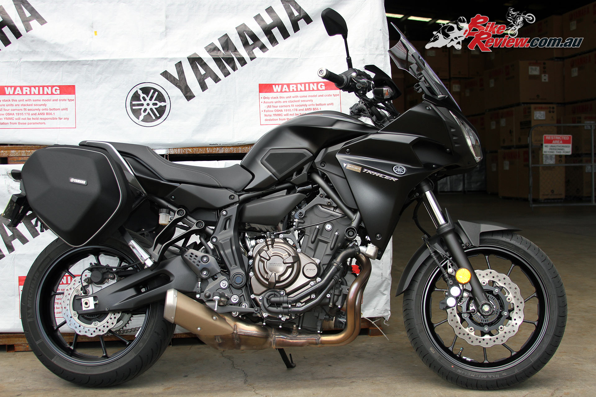 Quick Test Long Termer Yamaha S Mt 07 Tracer Arrives