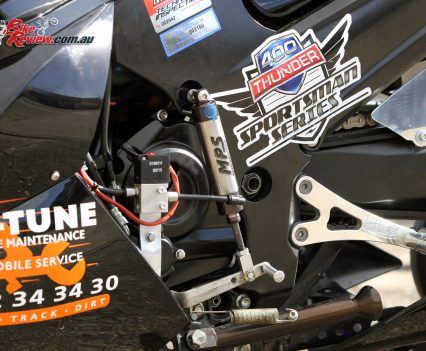 Custom Pro-Tune nine-second Kawasaki ZX-14 - MPS Air Shifter system