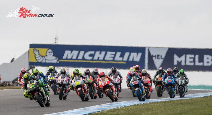 MotoGP at Phillip Island