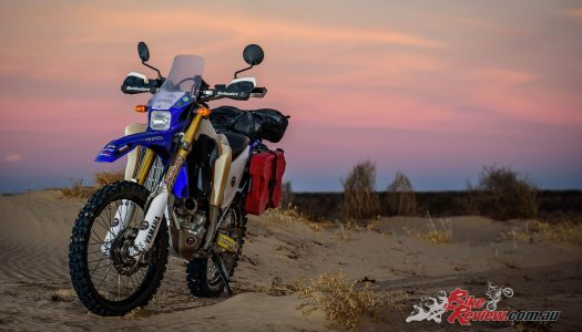 Yamaha's first WR250R/X rally to be held May 27/28