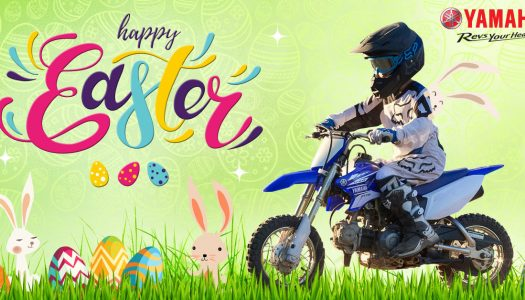 Yamaha's Easter Fun Bike promo