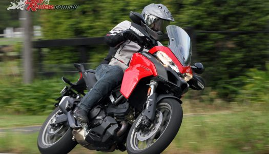 Review: 2017 Ducati Multistrada 950