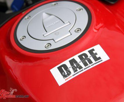 Ducati Adventure Riding Experience!
