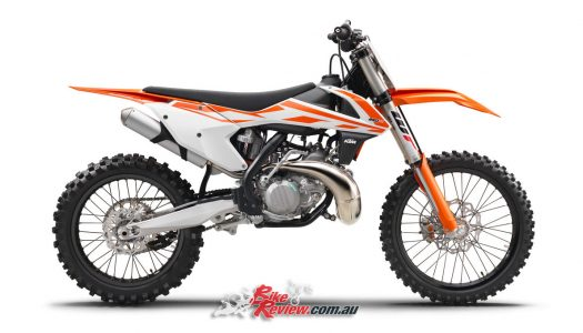 KTM 1% comparison rate on runout MX models