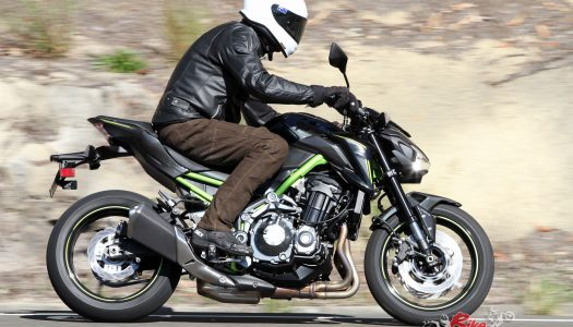 Review: 2017 Kawasaki Z900