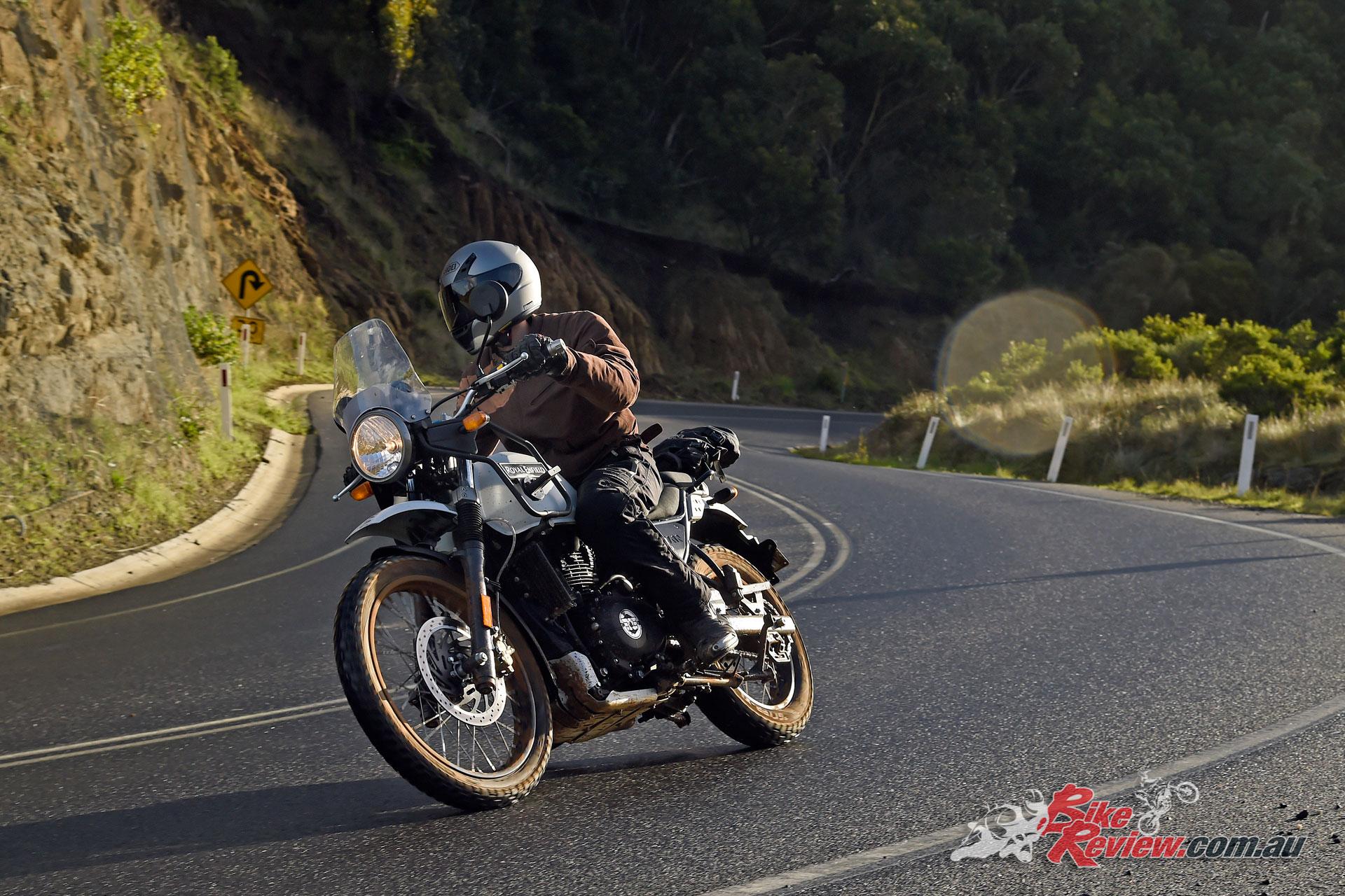 Review 2017 Royal Enfield Himalayan Bike Review