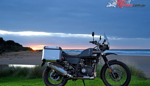 Royal Enfield Coastal Tour Bushfire Relief Ride, March 2020