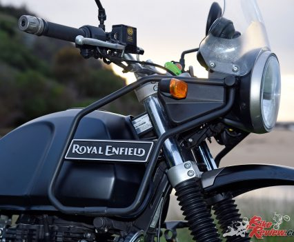 2017 Royal Enfield Himalayan