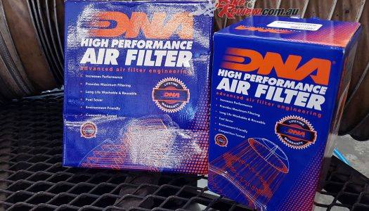 Staff Bike: DNA Airfilter added to our LT MT-07 Tracer – Dyno Tested
