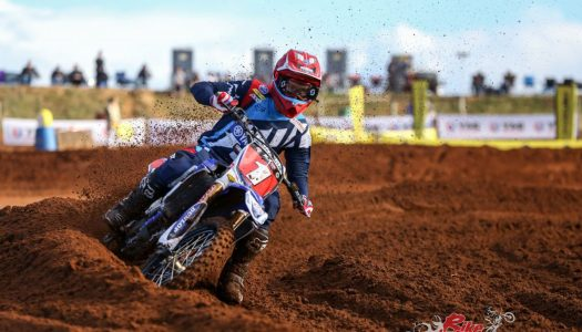 Ferris wins Thor MX1 at Murray Bridge