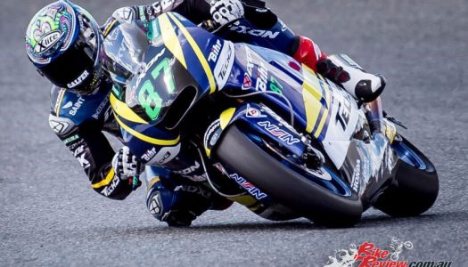Recovering Remy Gardner close to Jerez top 20