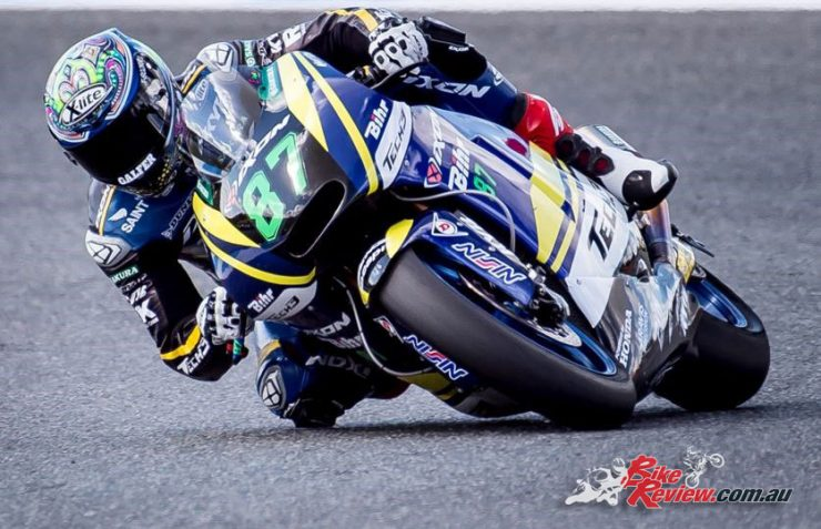 Recovering Remy Gardner close to Jerez top 20 - Bike Review