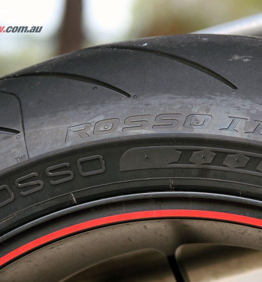 Pirelli Diablo Rosso III tyre test
