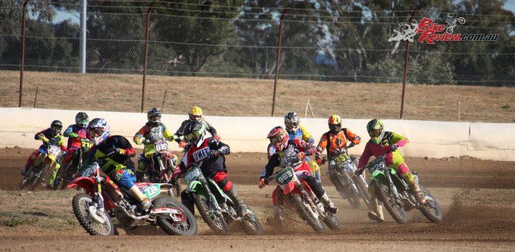 2017 Australian Senior Championship Track