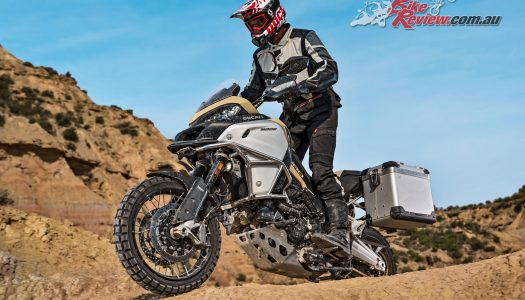 Ducati introduce the Multistrada 1200 Enduro Pro