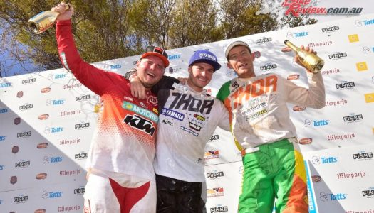 Daymon Stokie wins 2017 Finke Desert Race for Yamaha