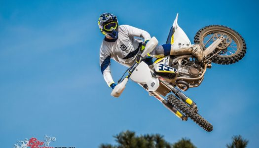 Husqvarna offers 1% Comparison rate to celebrate Osborne's win