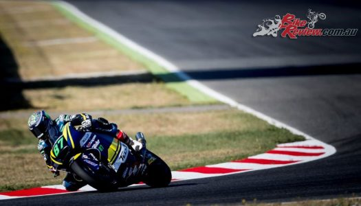 Positive Catalan GP For Remy Gardner