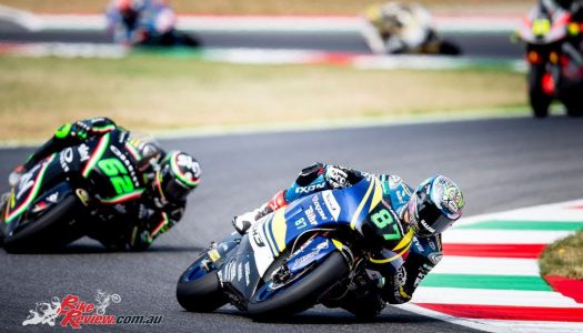 Remy Races to first Tech3 Moto2 Championship Points in Mugello